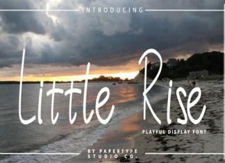 Little Rise Font