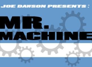 Mr. Machine Font