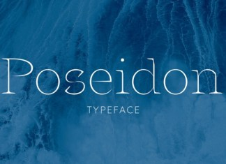 Poseidon Font