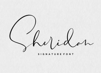 Sheridan Font