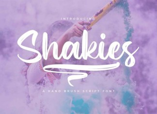 Shakies Font