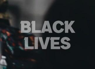 Black Lives Font