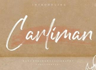 Carliman Font