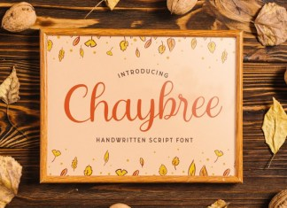 Chaybree Font