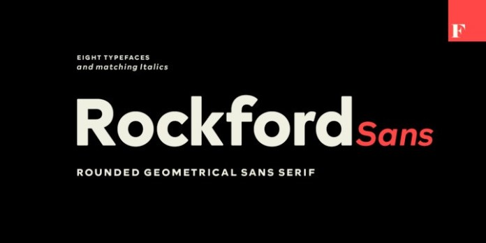 Rockford Font