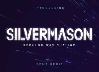 Silvermason Font