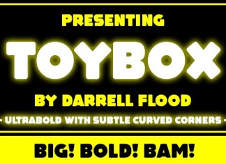 Toy Box Font