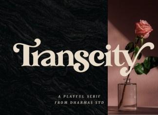 Transcity Font