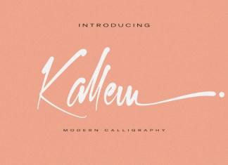Kallem Font