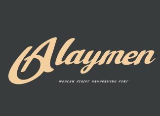 Alaymen Font