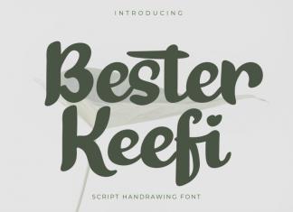 Bester Keefi Font