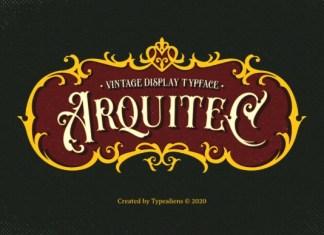 Arquitec Font