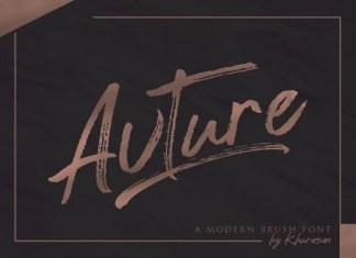 Avture Font