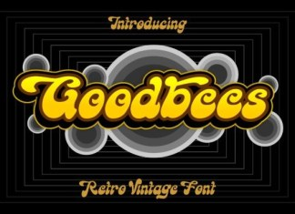 Goodbees Font