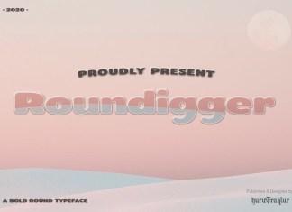 Roundigger Font