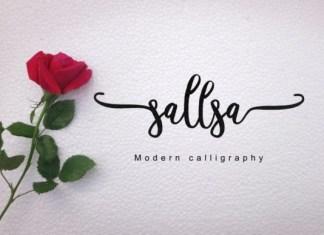 Sallsa Font