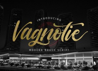 Vagnotie Font