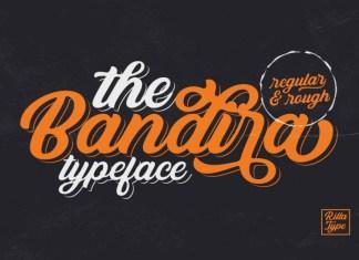 Bandira Font