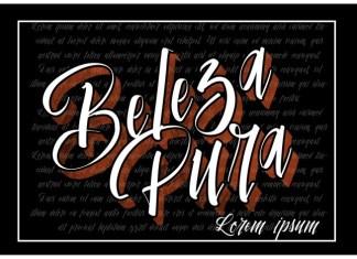 Beleza Pura Font
