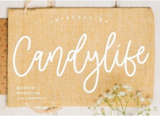 Candylife Font