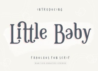 Little Baby Font