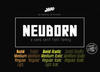Neuborn Font