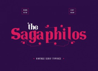 Sagaphilos Font