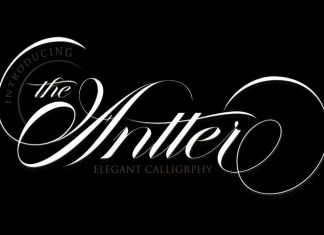The Antter Font