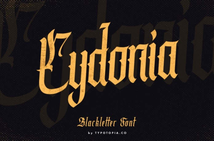 Cydonia Font