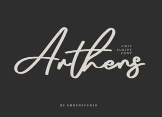 Arthens Font