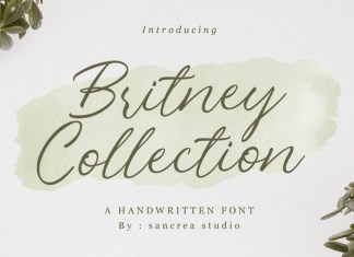 Britney Collection Font
