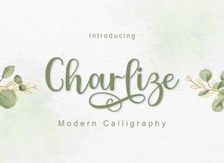Charlize Font