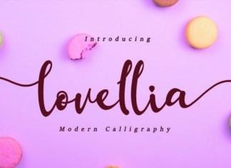 Lovellia Font