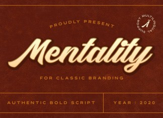 Mentality Font