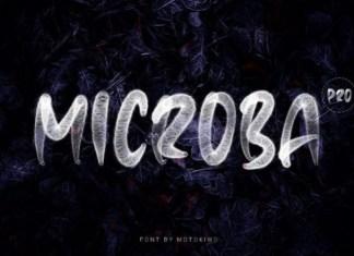 Microba Pro Font