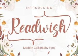 Readwish Font
