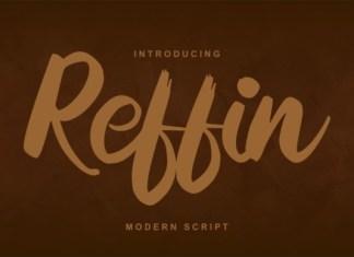 Reffin Font