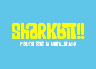 Sharkbit Font