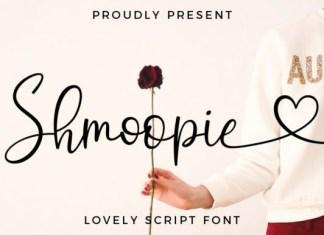 Shmoopie Font