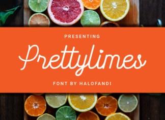 Prettylimes Font