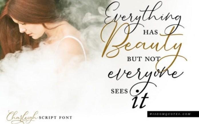 Charleigh Font