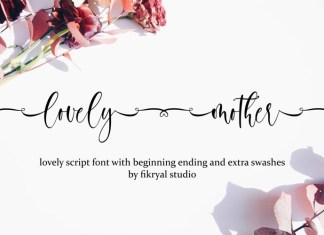 Lovely Mother Font