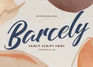 Barcely Font