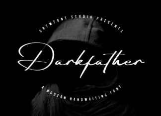 Darkfather Font