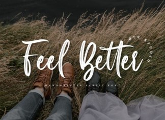 Feel Better Font