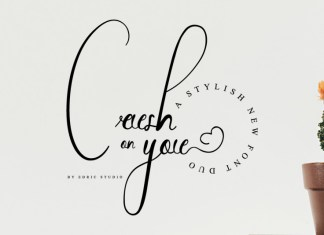 Crush On You Font
