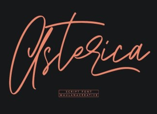Asterica Font