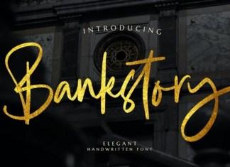 Bankstory Font
