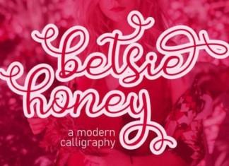 Betsie Honey Font
