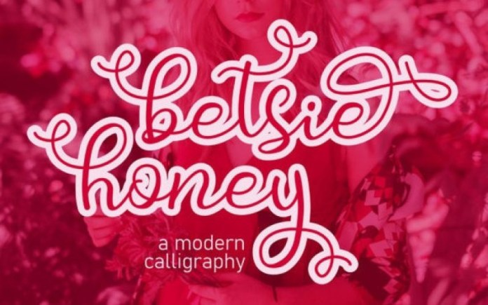 Betsie Honey Font